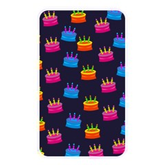 A Tilable Birthday Cake Party Background Memory Card Reader