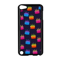A Tilable Birthday Cake Party Background Apple Ipod Touch 5 Case (black)