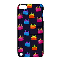 A Tilable Birthday Cake Party Background Apple Ipod Touch 5 Hardshell Case With Stand