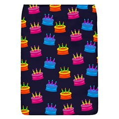 A Tilable Birthday Cake Party Background Flap Covers (S)