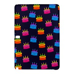 A Tilable Birthday Cake Party Background Samsung Galaxy Tab Pro 10.1 Hardshell Case