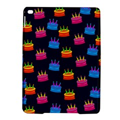 A Tilable Birthday Cake Party Background Ipad Air 2 Hardshell Cases