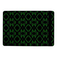 Green Black Pattern Abstract Samsung Galaxy Tab Pro 10 1  Flip Case