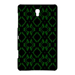 Green Black Pattern Abstract Samsung Galaxy Tab S (8 4 ) Hardshell Case