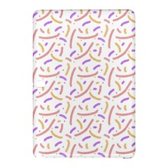 Confetti Background Pink Purple Yellow On White Background Samsung Galaxy Tab Pro 12 2 Hardshell Case