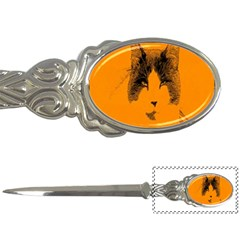 Cat Graphic Art Letter Openers