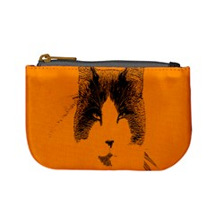Cat Graphic Art Mini Coin Purses