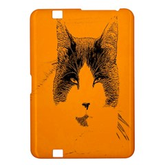 Cat Graphic Art Kindle Fire Hd 8 9