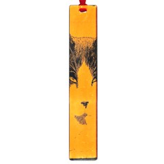 Cat Graphic Art Large Book Marks