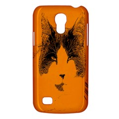 Cat Graphic Art Galaxy S4 Mini