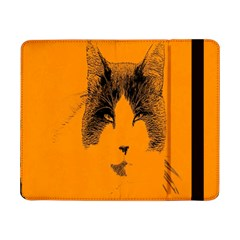 Cat Graphic Art Samsung Galaxy Tab Pro 8.4  Flip Case
