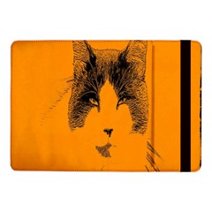 Cat Graphic Art Samsung Galaxy Tab Pro 10.1  Flip Case
