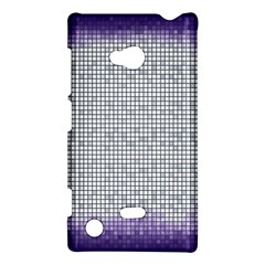 Purple Square Frame With Mosaic Pattern Nokia Lumia 720