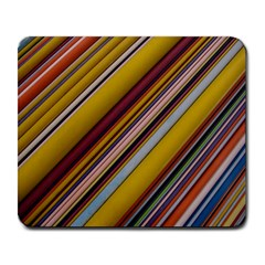 Colourful Lines Large Mousepads