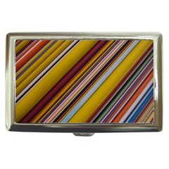 Colourful Lines Cigarette Money Cases