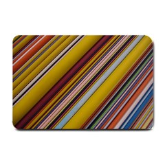 Colourful Lines Small Doormat