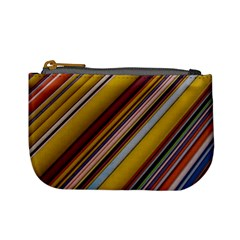 Colourful Lines Mini Coin Purses