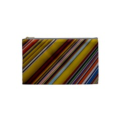 Colourful Lines Cosmetic Bag (Small)