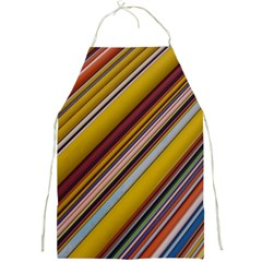 Colourful Lines Full Print Aprons