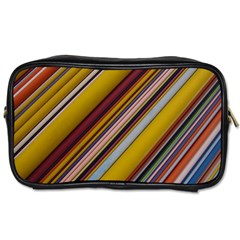 Colourful Lines Toiletries Bags