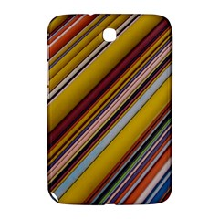Colourful Lines Samsung Galaxy Note 8.0 N5100 Hardshell Case