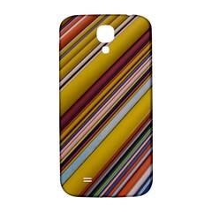 Colourful Lines Samsung Galaxy S4 I9500/i9505  Hardshell Back Case