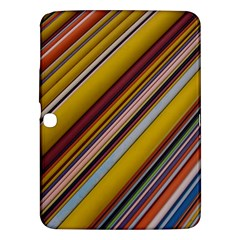 Colourful Lines Samsung Galaxy Tab 3 (10.1 ) P5200 Hardshell Case