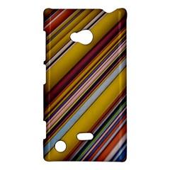 Colourful Lines Nokia Lumia 720