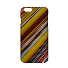 Colourful Lines Apple iPhone 6/6S Hardshell Case