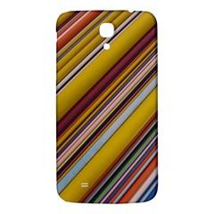 Colourful Lines Samsung Galaxy Mega I9200 Hardshell Back Case