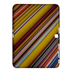 Colourful Lines Samsung Galaxy Tab 4 (10 1 ) Hardshell Case
