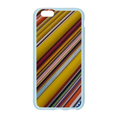 Colourful Lines Apple Seamless iPhone 6/6S Case (Color)