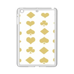 Card Symbols iPad Mini 2 Enamel Coated Cases