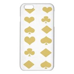 Card Symbols iPhone 6 Plus/6S Plus TPU Case