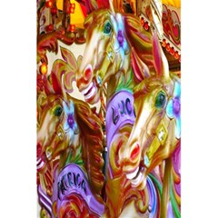 3 Carousel Ride Horses 5 5  X 8 5  Notebooks
