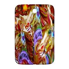 3 Carousel Ride Horses Samsung Galaxy Note 8 0 N5100 Hardshell Case