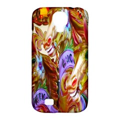 3 Carousel Ride Horses Samsung Galaxy S4 Classic Hardshell Case (pc+silicone)