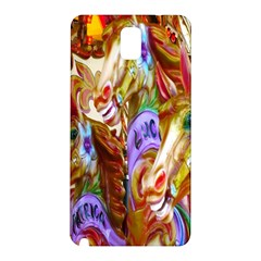 3 Carousel Ride Horses Samsung Galaxy Note 3 N9005 Hardshell Back Case