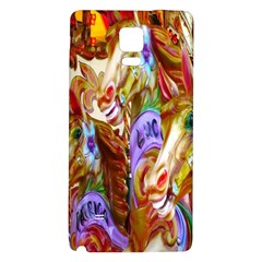 3 Carousel Ride Horses Galaxy Note 4 Back Case