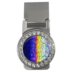 A Creative Colorful Background Money Clips (cz)