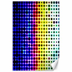 A Creative Colorful Background Canvas 24  x 36