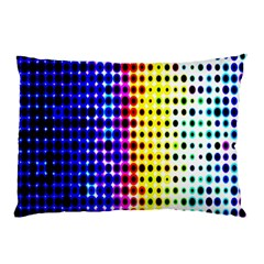 A Creative Colorful Background Pillow Case (Two Sides)
