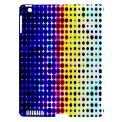 A Creative Colorful Background Apple Ipad 3/4 Hardshell Case (compatible With Smart Cover)
