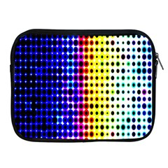 A Creative Colorful Background Apple Ipad 2/3/4 Zipper Cases