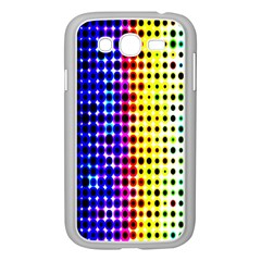 A Creative Colorful Background Samsung Galaxy Grand Duos I9082 Case (white)