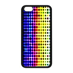 A Creative Colorful Background Apple iPhone 5C Seamless Case (Black)