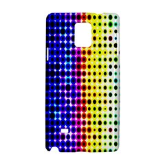 A Creative Colorful Background Samsung Galaxy Note 4 Hardshell Case