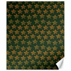 Stars Pattern Background Canvas 20  X 24