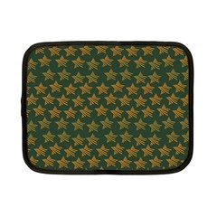 Stars Pattern Background Netbook Case (Small)