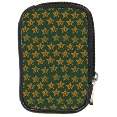 Stars Pattern Background Compact Camera Cases